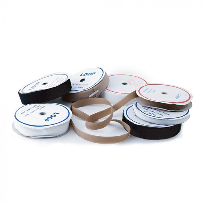 Adhesive velcron tape