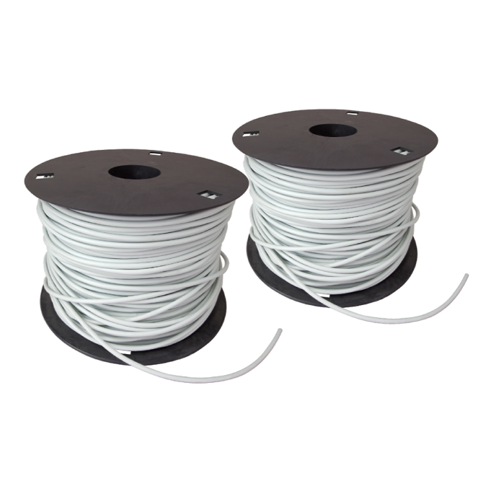 Plastic piping cord