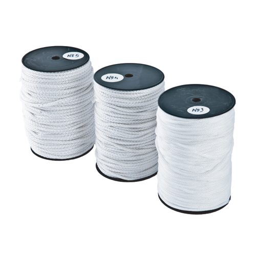 Polyester piping cord