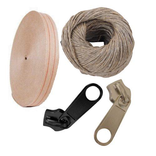 Straps - Thread - Twines
