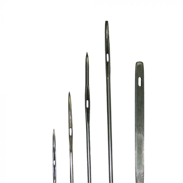 upholstery straight needle double ended