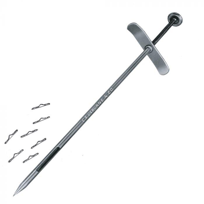 Tufting needle No. 417