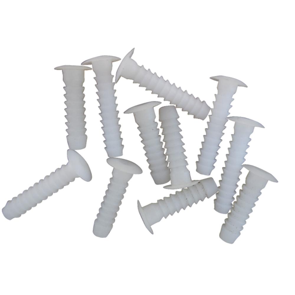 Plastic dowels